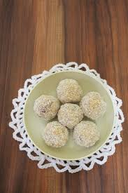 coconut ladoo recipe with condensed milk coconut laddu recipe