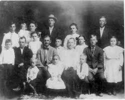 Hardy & Millie Robertson Family