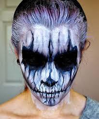 demon makeup