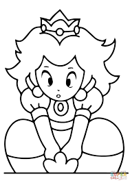 Peach Blossom Coloring Page At Cherry Coloring Pages - creativemove.me