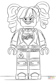 Small Picture Harley Quinn Coloring Pages jacbme