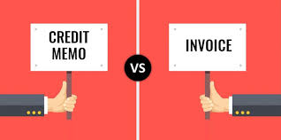 Sample Credit Memorandum Invoice Vs Credit Memo When And How To Issue