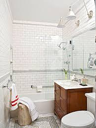 Small Bathroom Makeovers: sleek and modern bathroom