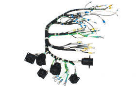 wire and cable harnesses products rf industries wire harnesses