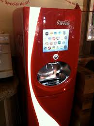 New Coca Cola Vending Machine Best Bethesda 48 Day 48 ICoke The New Coca Cola Freestyle Vending
