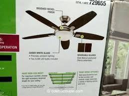 hunter whisper quiet ceiling fans fan inch review item for personable with brushed nickel finish hunter amberlin ceiling fan