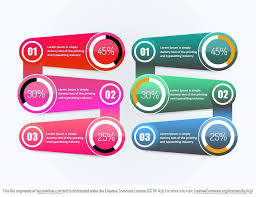 Download Free Infographic Template Findspeed