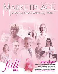 Fall 2016: Marketplace Magazine by Dale Hutton - issuu