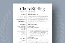 Modern Resume Format New Resume Template Modern Resume Formats Sample Resume Template