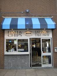 Fish And Chips Design Fish And Chip Shop So Simplistic But So Tasty Seafood