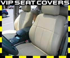 toyota highlander clazzio leather seat