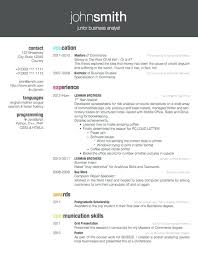 Latex Resume Cool Latex Resume Examples The Great Templates Free Download Word And