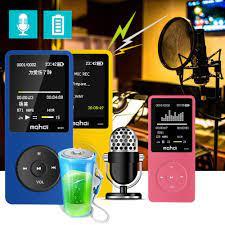 Yeni 1.8 Ekran M280 Hoparlör MP3 Çalar 8 GB Oyuncu araba mp3 müzik çalar  Spor Video FM Kaydedici E-kitap ücretsiz müzik indirme Satış > Store \  www10.Fpvmap.org