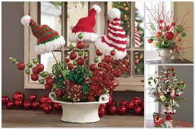 christmas table dressing ideas. Simple Christmas Table Centerpieces Ideas Home Decorations Fantastic Dressing D