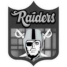 Oakland Raiders Logo | Raiders | Oakland raiders logo, Raiders ...