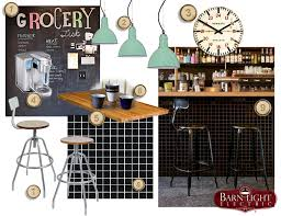 Bar Accessories And Decor Kitchen Coffee Bar Style Board Indusrtial Decor Blog 15