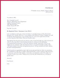 sample cover letters nursing graduate nurse cover letter mollysherman