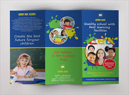 46 Useful School Brochure Templates In Llustrator