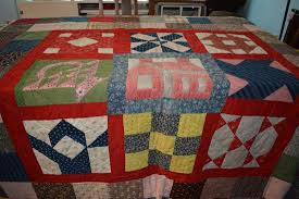 Antique Sampler Quilts - Antique Quilt History & We see many styles of antique sampler quilts, some dating back to the  1700's, depending on one's definition of a