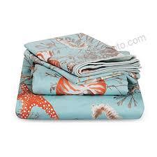 cotton bed sheet set deep pocket 4pcs