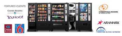 Aramark Vending Machines