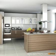 contemporary melamine kitchen cabinet maple cabinets vs wood