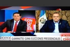 """Soy 502 على تويتر: """"📹 VIDEO ⎮Fernando del Rincón recuerda la promesa que  Giammattei no cumplió El presentador de CNN difundió un video para  cuestionar al presidente Alejandro Giammattei https://t.co/7ox9bXDg0R…  https://t.co/wgckZ7AHy2"""""""