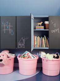 Sewing Room Storage Cabinets Toy Storage Kids Storage And Playroom Storage Ideas Hgtv