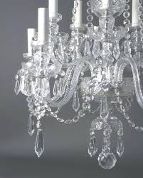chandeliers antique crystal chandelier best collection of regarding view prisms