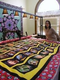 35 best Wizard of Oz quilt ideas images on Pinterest | Witches ... & wizard of oz quilts Adamdwight.com