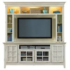 living room cabinets with doors. anchor your den or living room with this handsome media center, showcasing a cream finish cabinets doors