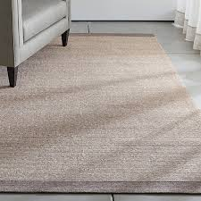 flat woven rug within desi latte crate and barrel remodel