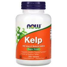 NOW Kelp купить в Москве, цены в аптеках. Заказать now kelp с ...