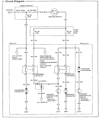 1993 honda civic wiring diagram 1993 wiring diagrams online