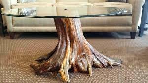 sliced log coffee table log coffee table natural wood tables with glass top diy natasha wood