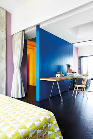 bright design homes. 8 Colourful Homes See How The Homeowners Used Bold And Vibrant Colours Home Decor Singapore Bright Design
