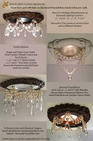 chandelier styles and crystal options