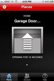 garage door appCraftsman AssureLink Internet Connected DC Belt Drive Garage Door