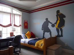 basketball decor for bedroom 8
