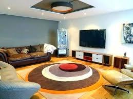 medium size of chocolate brown outdoor rug plain waller light indoor area 4 ft round surprising