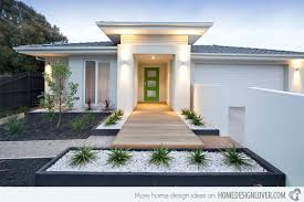 Attractive Home Front Yard Design 15 Modern Front Yard Landscape Ideas  Planters Decking And Front