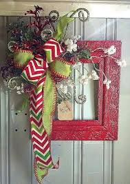 The 25 Best Picture Frame Ornaments Ideas On Pinterest  Diy Christmas Picture Frame Craft Ideas