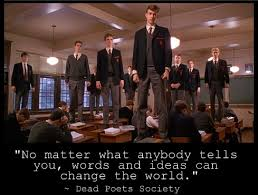 reflection dead poets society thecinematicexperiance