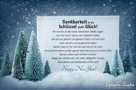 Happy New Year Dankbarkeit Ist Ein Schlüssel Zum Glück