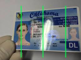 Cards Ids Oklahoma Fake Id Legitfakeid Scannable