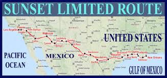Image result for Sunset Limited amtrak images