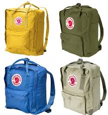 when my son was still a in arms i bought him a fjallraven kanken rucksack for when he started kindergarten i bought it from an uber cool kid s