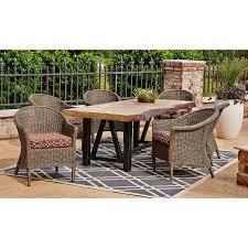 Burlington Piece Dining Set Traditional Outdoor Furniture And - Burlington bedroom furniture