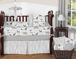 lodge themed baby bedding bedding designs