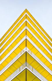 architecture yellow. london architecture by david higgins yellow